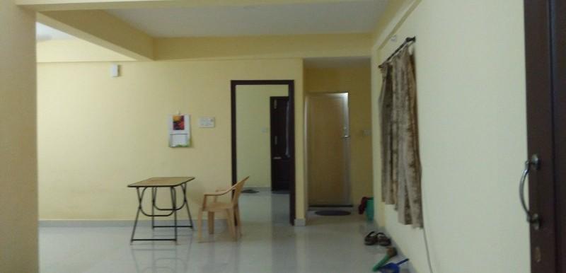1 BHK Flat for Rent in SK Residency, Kodihalli - Photo 0