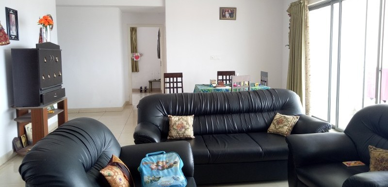 3 BHK Flat for Rent in Elita Promenade, JP Nagar - Photo 0