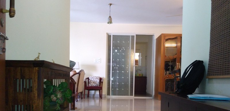 2 BHK Flat for Rent in Jain Heights, Hennur Road - Photo 0