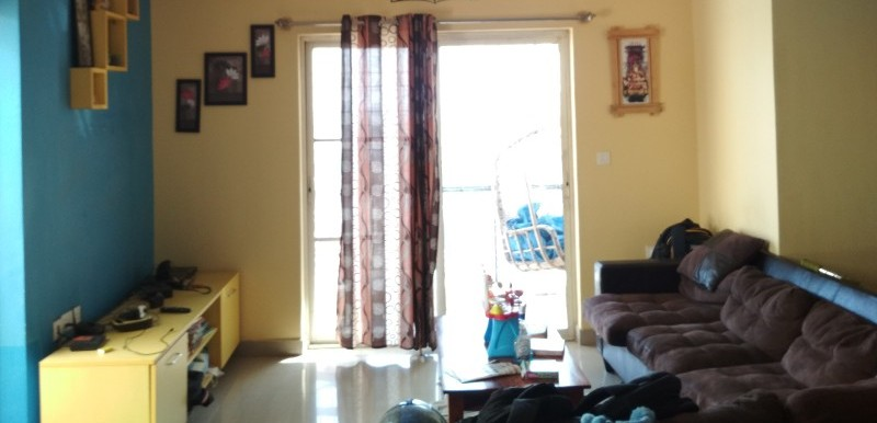 2 BHK Flat for Rent in Skyline Bagmane Champagne Hills, Gottigere - Photo 0