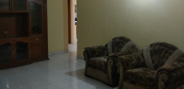 3 BHK Flat for Rent in Balaji Residency, BTM Layout - Photo 0