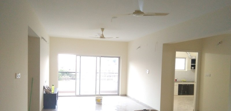 3 BHK Flat for Rent in SMR Vinay Galaxy, Hoodi - Photo 0