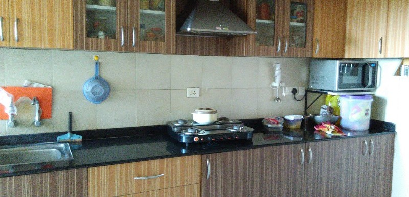 2 BHK Flat for Rent in Galaxy Orchid Park, Krishnarajapuram - Photo 0