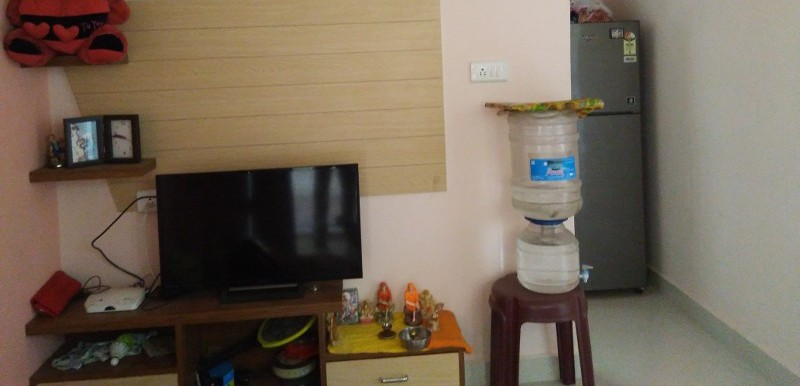 1 BHK Flat for Rent in Shree Gokulam Residency, BTM Layout - Photo 0