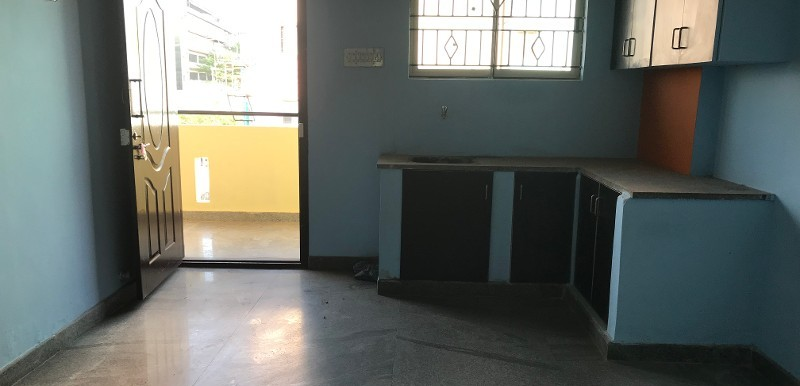 1 BHK Flat for Rent in Nithya Residency, Electronic City - Photo 0