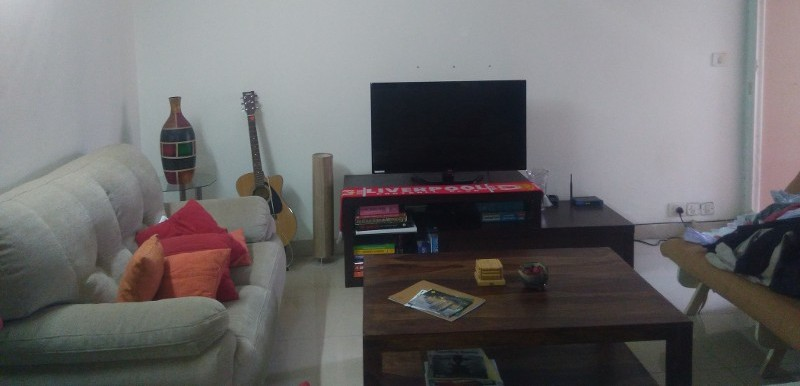 2 BHK Flat for Rent in SJR Park Vista, HSR Layout - Photo 0