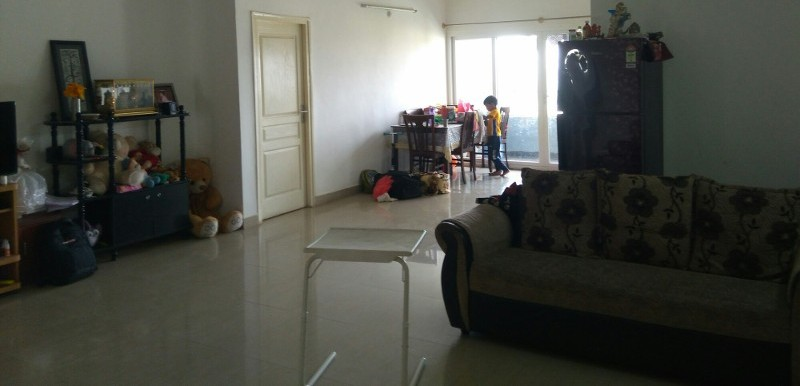 3 BHK Flat for Rent in Prisha Bhuvana Greens, Hosa Road - Photo 0
