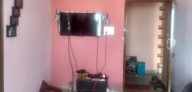1 BHK Flat for Rent in MNR Paradise, Old Airport Road - Photo 0