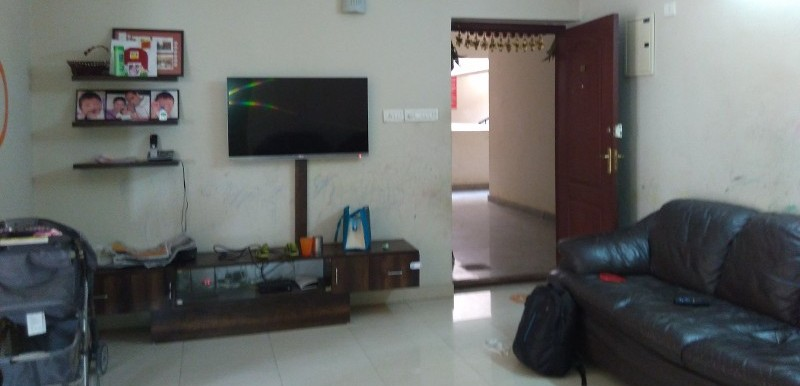 2 BHK Flat for Rent in Suncity Apartments , Bellandur - Photo 0
