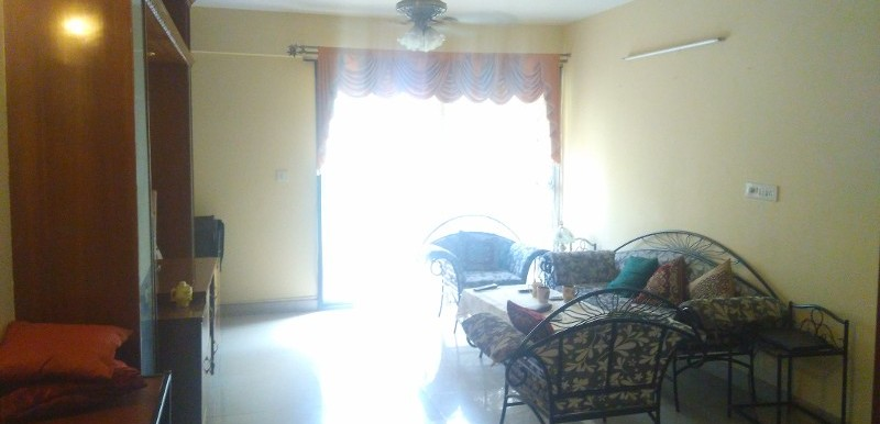 2 BHK Flat for Rent in SJR Brooklyn, Brookfield - Photo 0