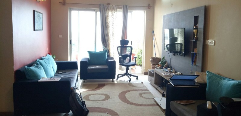 3 BHK Flat for Rent in Citilights Knightsbridge, Brookefield - Photo 0