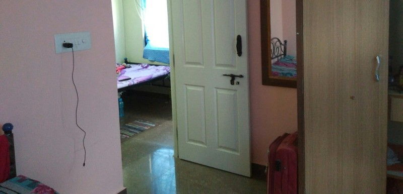1 BHK Flat for Rent in DMR Residency, Bilekahalli - Photo 0