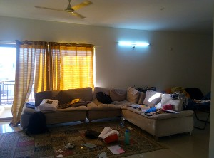 3 BHK Flat for Rent in Genesis Ecosphere, Electronic City | Picture - 2