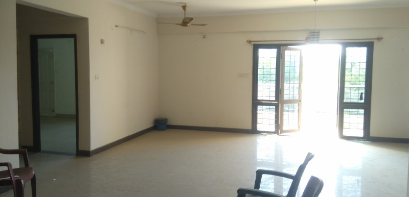 3 BHK Flat for Rent in Mana Placido, Ecc road - Photo 0