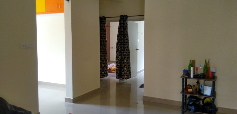 2 BHK Flat for Rent in Maheshwari Sadan, Marathahalli - Photo 0