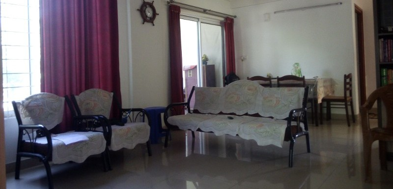 3 BHK Flat for Rent in Century Pragati, Bannerghatta Road - Photo 0