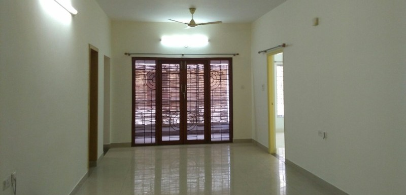 3 BHK Flat for Rent in Golden Star Apartments, Hoodi - Photo 0
