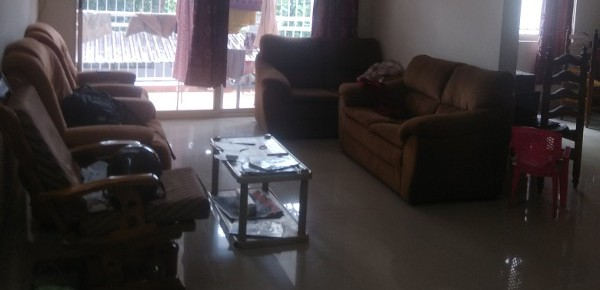 3 BHK Flat for Rent in Rainbow Renaissance, Brookefield - Photo 0