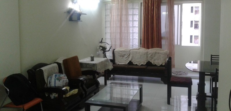 3 BHK Flat for Rent in Platinum City, Yeshwanthpur - Photo 0