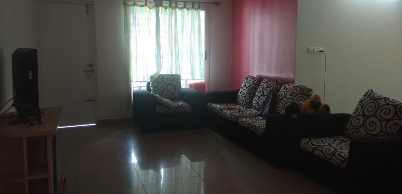 2 BHK Flat for Rent in Nandi Woods, Bannergatta Road - Photo 0