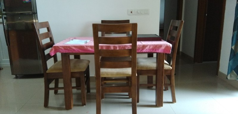 2 BHK Flat for Rent in Purva Highland, Kanakapura Road - Photo 0