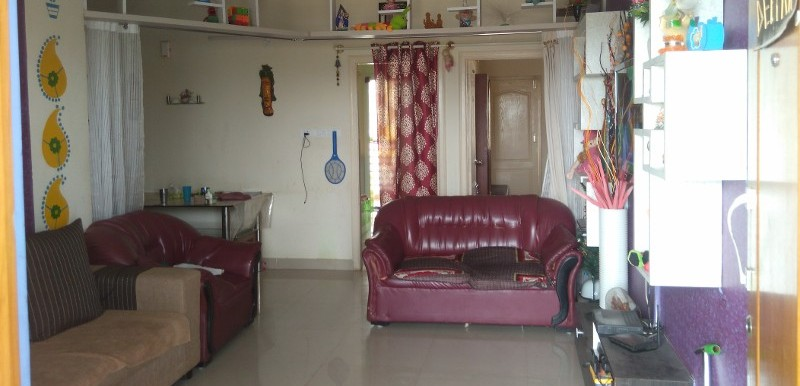 3 BHK Flat for Rent in Aashraya Enclave, Whitefield - Photo 0