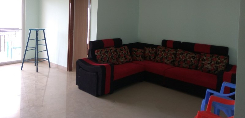 2 BHK Flat for Rent in Monarch Serenity, Thanisandra Main Road - Photo 0