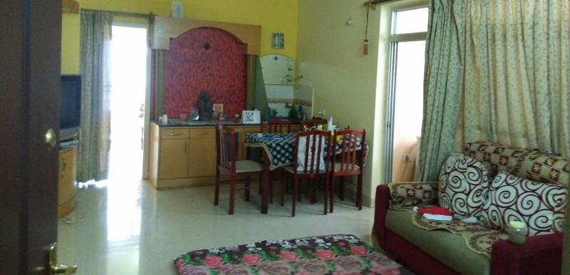 1 BHK Flat for Rent in Suncity Apartments , Bellandur - Photo 0