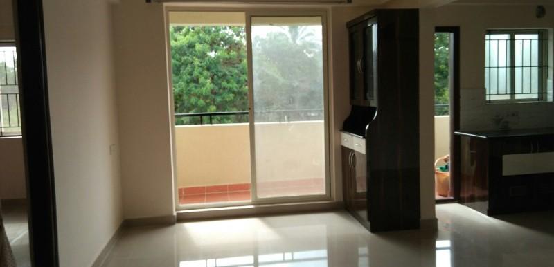 2 BHK Flat for Rent in BM Glorietta, Whitefield, - Photo 0
