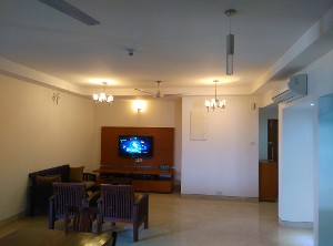3 BHK Flat for Rent in Windmills Of Your Mind, Whitefield | Picture - 3