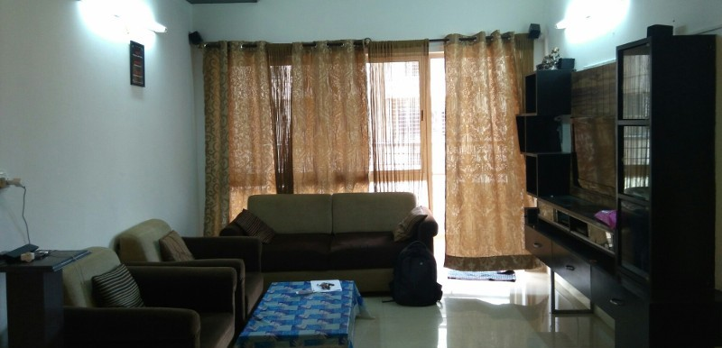 2 BHK Flat for Rent in Royal Legend Apartments, Bommanahalli - Photo 0