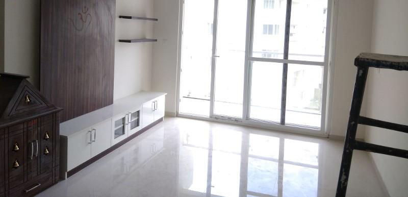 2 BHK Flat for Rent in Zonasha Elegance, Haralur Road - Photo 0