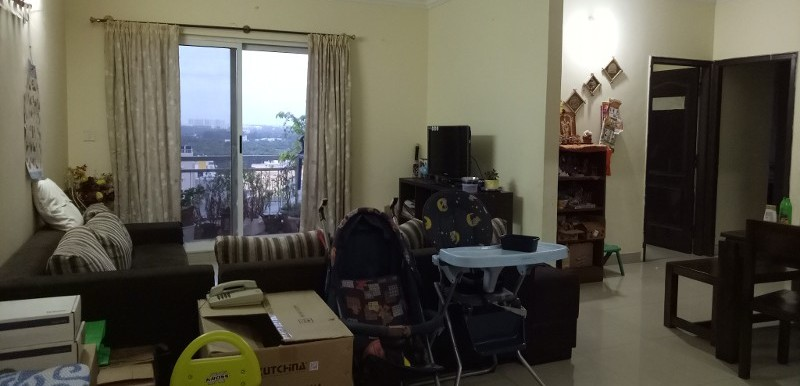 3 BHK Flat for Rent in SJR Verity, Hosa Road - Photo 0