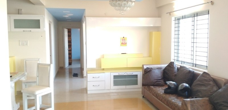 3 BHK Flat for Rent in K&T Shobha Avenue , Doddathoguru - Photo 0