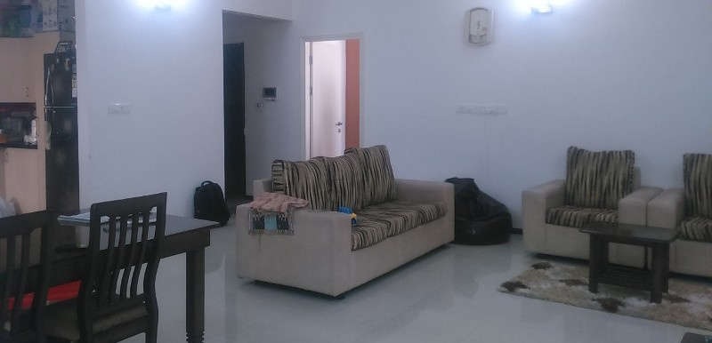 3 BHK Flat for Rent in Salarpuria Greenage, Bommanahalli - Photo 0