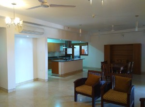 3 BHK Flat for Rent in Windmills Of Your Mind, Whitefield | Picture - 6