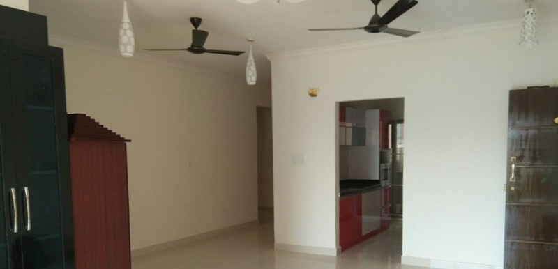 3 BHK Flat for Rent in Sree Casa Grande, Marathahalli ORR - Photo 0