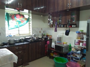 2 BHK Flat for Rent in Sriven Luminous Amaltas, Electronic City | Picture - 5