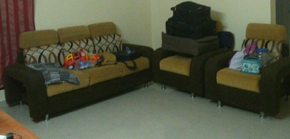 2 BHK Flat for Rent in Ahad Silver Heights, Hosapalaya - Photo 0