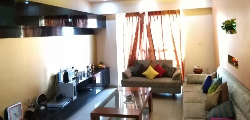 3 BHK Flat for Rent in Adarsh Rhythm, Bannerghatta Road - Photo 0