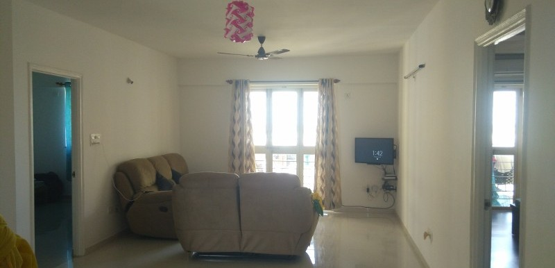 3 BHK Flat for Rent in Ganga Vertica, Electronic City - Photo 0