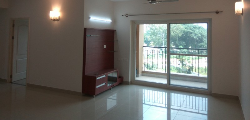 3 BHK Flat for Rent in Brigade Altamont, Mahadevapura - Photo 0