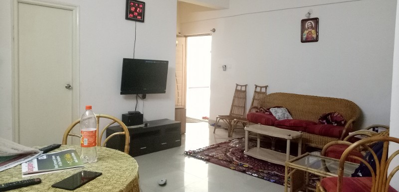 3 BHK Flat for Rent in Sowparnika Sanvi, Whitefield - Photo 0