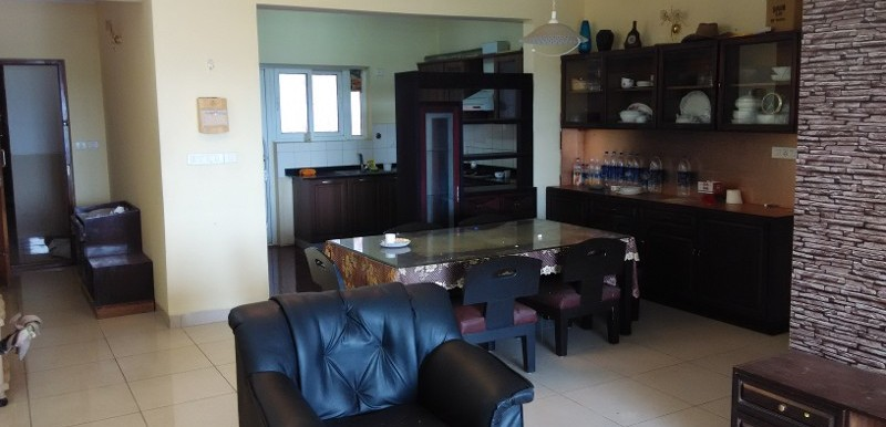 3 BHK Flat for Rent in Mantri Splendor, Hennur - Photo 0