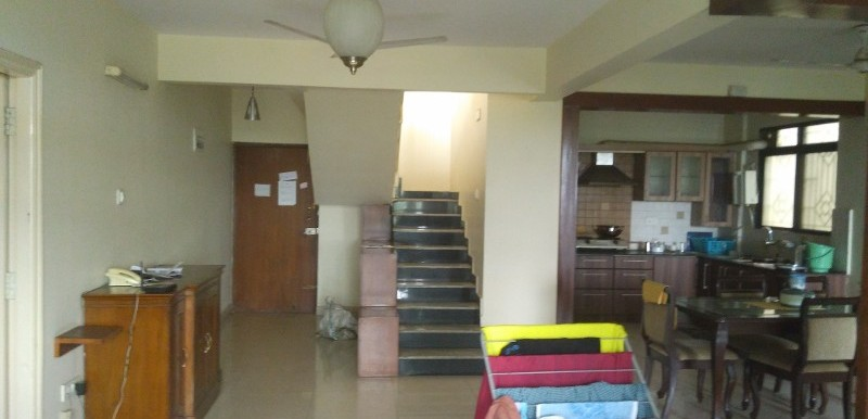 3 BHK Flat for Rent in Gopalan Habitat Splendor, Brookefield - Photo 0