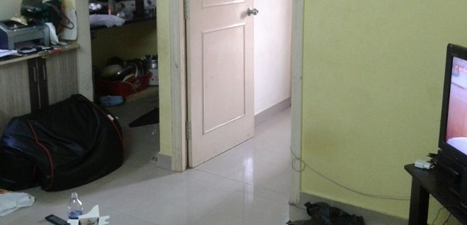 1 BHK Flat for Rent in Sreepada Mansion, Madiwala - Photo 0