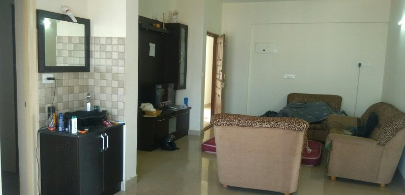 2 BHK Flat for Rent in Oceanus Vista, Sarjapur Road - Photo 0