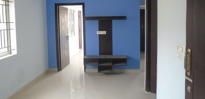2 BHK Flat for Rent in Vardhamana Residency, BTM Layout - Photo 0