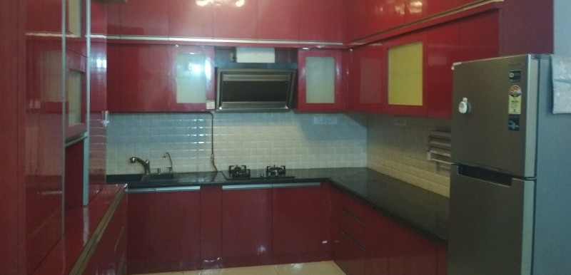 3 BHK Flat for Rent in Live Spacess Symphony, HSR Layout - Photo 0