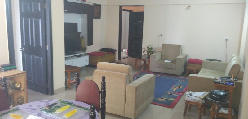 3 BHK Flat for Rent in Paramount Pilatus, Arekere - Photo 0